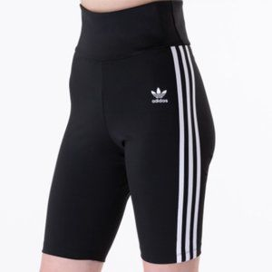Adidas Short Tights /High Rise Women's Size XS